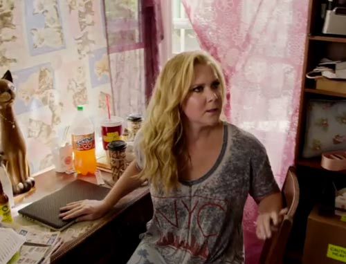 Beth Einhor Comedy Short with Amy Schumer on Hannibal Buress