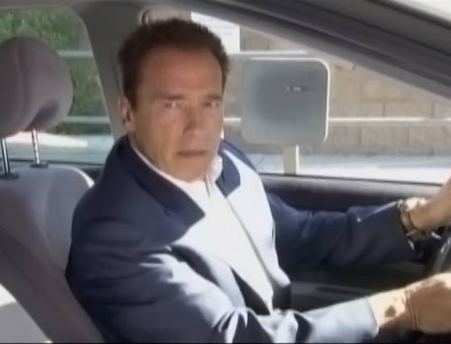 Beth Einhor Comedy Short with Arnold Schwarzenegger